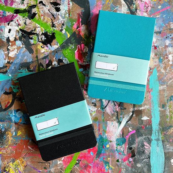Martini Watercolour Notebook