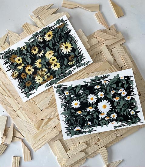 Wildflower Gouache Workshop