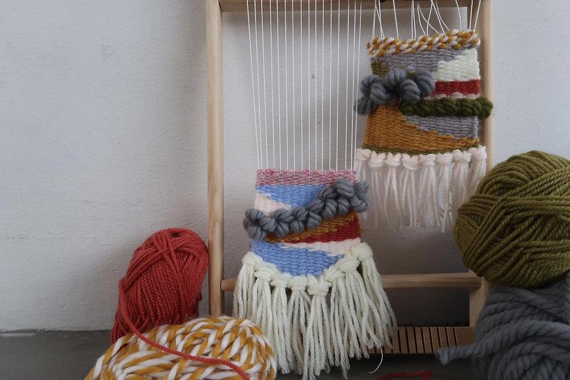 Basic Weaving for Kids