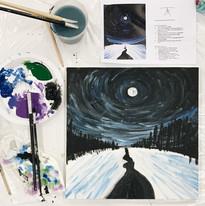 Corporate Art Jam (Off-site - Individual Painting)