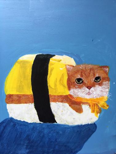Sushi Meow