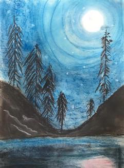 Midnight Lake [SOLD!]