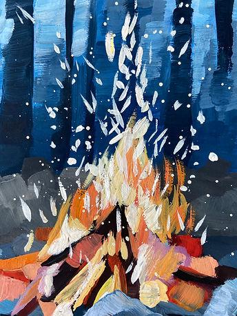 Campfire Goauche Quin