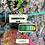 Thumbnail: Basic Pattern Washi Tape Set