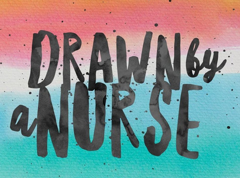 Art Jamming with Drawn By A Nurse