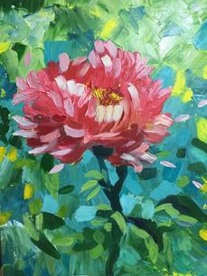 Expressive floral