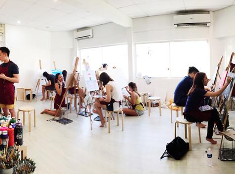 We Raised 162 Art Kits!