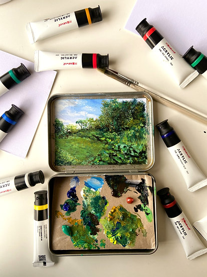 Arti:dote (Pocket Painter Edition)
