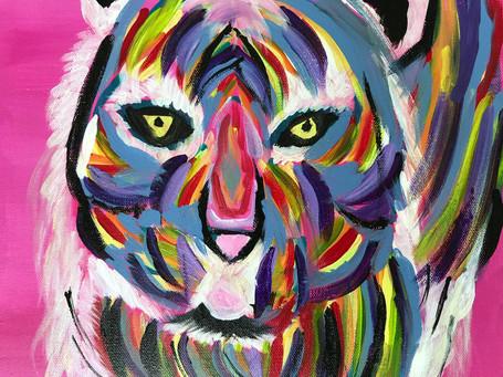 Opera Tiger [SOLD!]