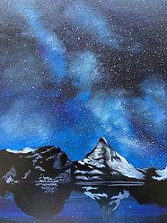 Star Struck (Acrylic Painting Workshop)