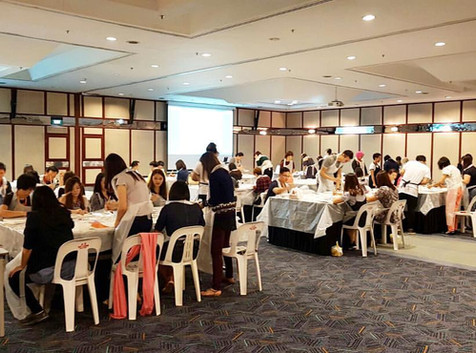 Corporate Art Jam with Changi Airport Group