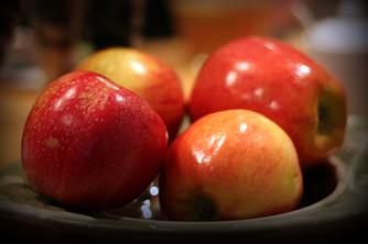Over appeltjes schillen