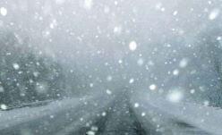 Weer die sneeuw