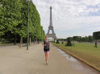 Parijs aan mijn voeten