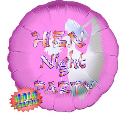 Hen Night Party