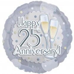 25th Anniversary Toast