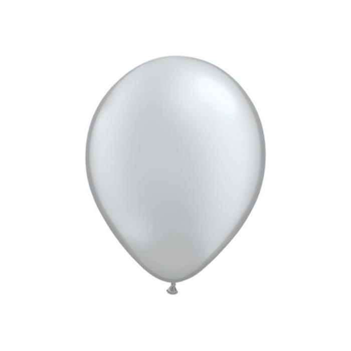 Pearl Metallic Silver