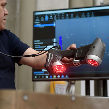 ION HEAT 3D scanner service