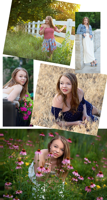 Senior Photo Collage