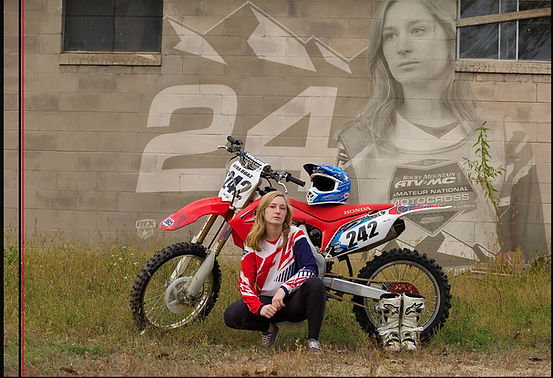Motocross Senior Photo