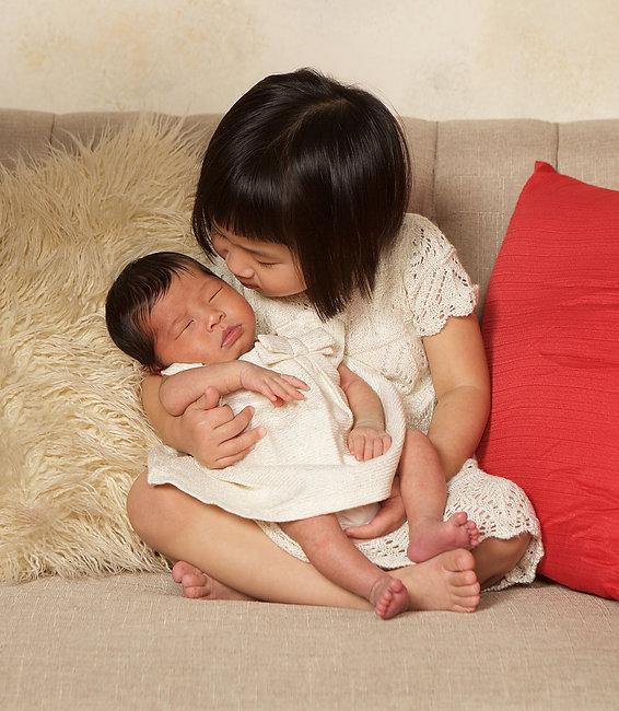 Baby Sister Photo