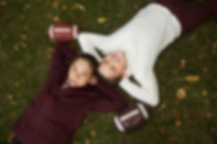 Boy's Football Fall Photo