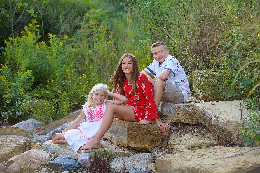 Family Children's Photo