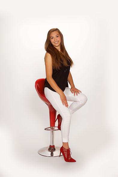 Senior Model Photo