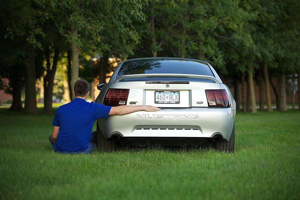 Mustang Car Photo