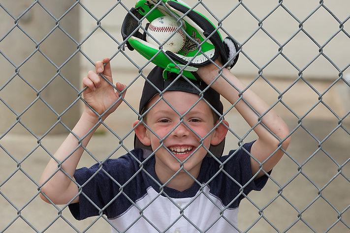 Boy Baseball Photo