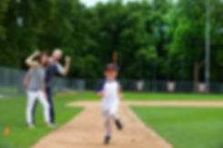 Funny Baseball Photo