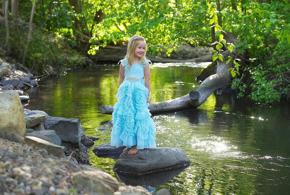Little Girl Princess Photo