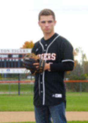 Baseball Pitcher Photo