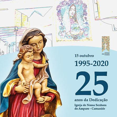 25 ANOS Igreja Nossa Senhora do Amparo_s