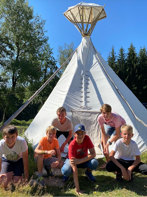 Outdoorcamp 02.08-06.08.2021