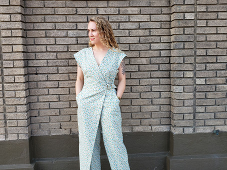 Conquering the Vogue-1645 Jumpsuit
