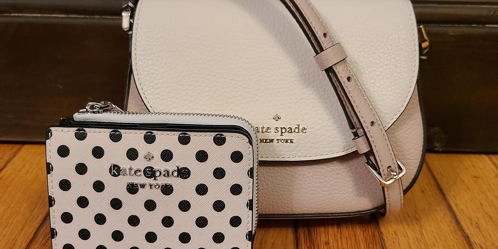 Designer Bag & Basket Raffle #7