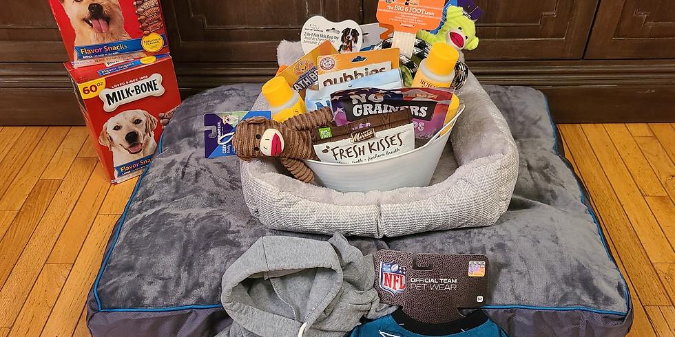 Designer Bag & Basket Raffle #20