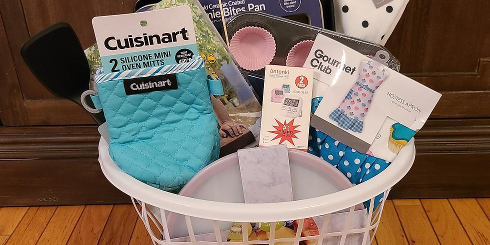Designer Bag & Basket Raffle #17