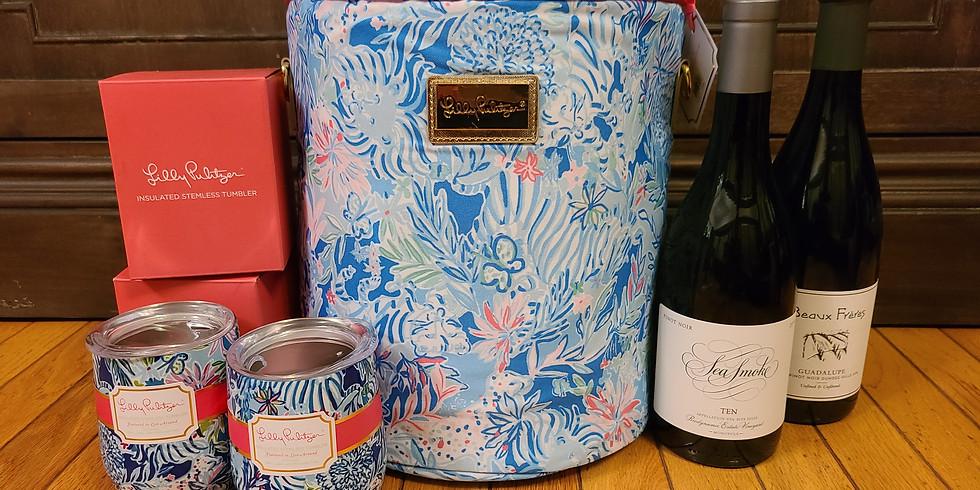 Designer Bag & Basket Raffle #9