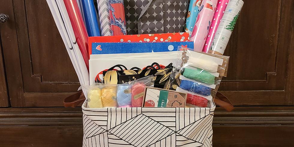 Designer Bag & Basket Raffle #12