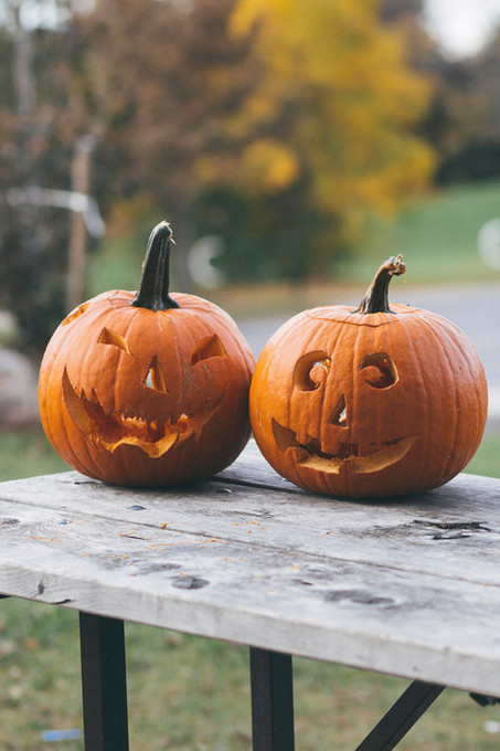 Our favourite spooky Halloween activities in Richmond...