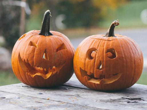Pumpkin Spelling Bee