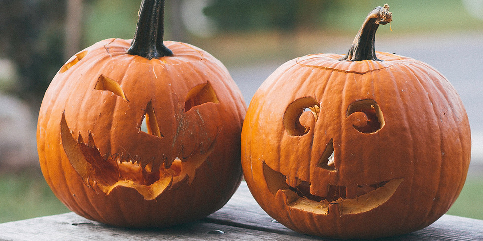 Carve A Pumpkin - Feb 2 1:00 PM