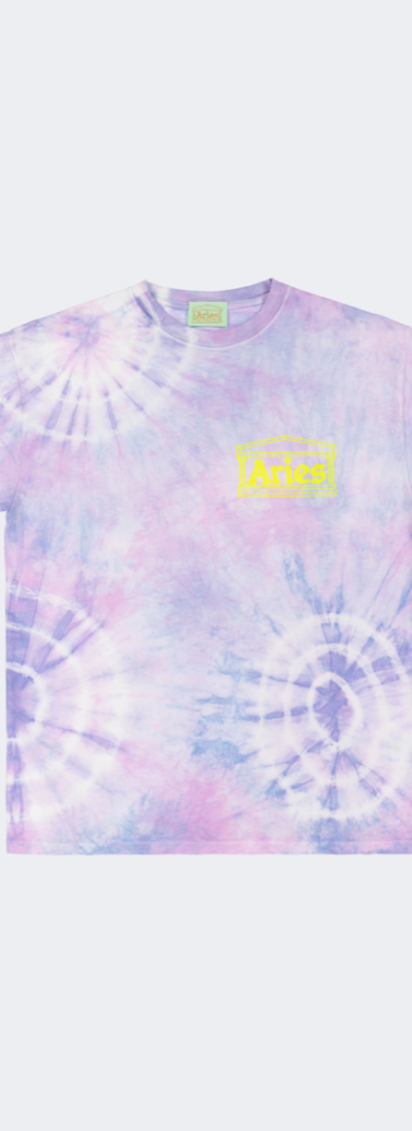 aries arise t-shirt front