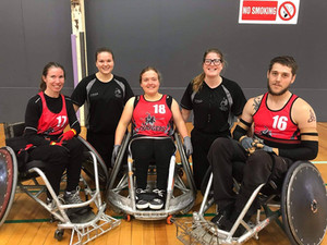 2019 Wheelchair Rugby Championships