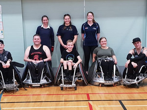 South Island Strong Wheelchair Rugby