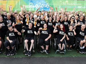 Paralympic Success 2016