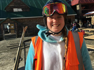 Volunteer of the Month: Kirsty Gemmel