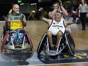 Pure Sportsmanship at the Invictus Games